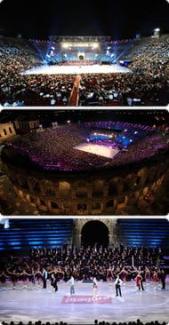 OPERA ON ICE <br /> ARENA DI VERONA