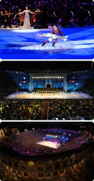 Opera on Ice - Arena di Verona