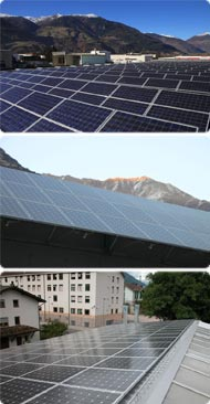 Icefantasy builds solar energy plant